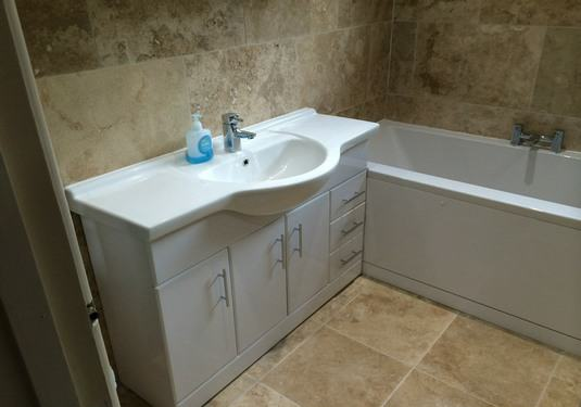 1200 bathoom basin unit